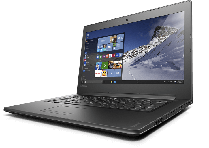 "IdeaPad 310 15.6"" Full HD matt GeForce 920MX, Core i5-6200U, 6GB RAM, 1TB HDD, Windows 10 Home"