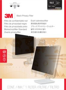 3M PRIVACY FILTER BLACK FOR DELL MONITOR 19.5W ACCS (98044062390)