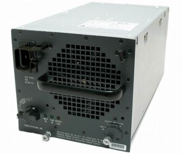 CISCO CATALYST 6500 3000W AC POWER SUPPLY SPARE UK (WS-CAC-3000W= $DEL)
