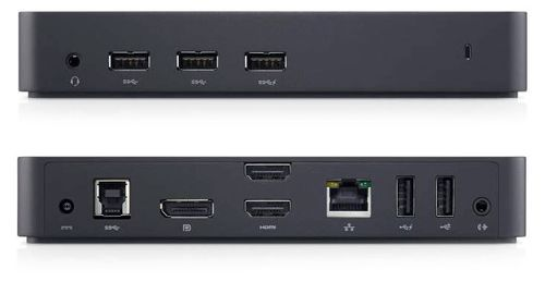 DELL USB 3.0 Ultra HD Triple Video (6FT7T)