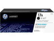 LaserJet 17A black toner cartridge