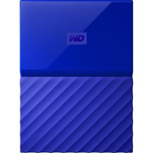 WESTERN DIGITAL External HDD My Passport 2.5'' (WDBYFT0040BBL)