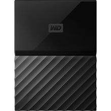 WESTERN DIGITAL My Passport 4TB portable HDD Black (WDBYFT0040BBK-WESN) (WDBYFT0040BBK-WESN)