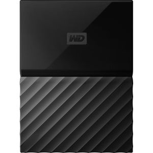 WESTERN DIGITAL My Passport 4TB portable HDD Black (WDBYFT0040BBK-WESN)