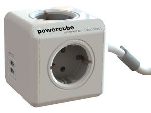 Grenuttag ALLOCACOC Powercube 1.5M USB
