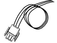 DATAMAX DC POWER CABLE FOR MP - SERIES (501139)