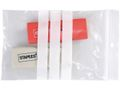 STAPLES Lynlåspose felt 70x100mm 100/pk.