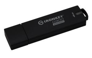 KINGSTON 4GB IronKey D300 Mng Enc USB 3.0 FIPS L3 (IKD300M/4GB)