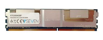 VIDEO SEVEN 4GB DDR2 667MHZ CL5 SERVER FB DIMM PC2-5300 MEM (V753004GBF)