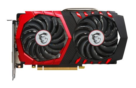 MSI GEFORCE GTX 1050 TI GAMING X 4G 4GB DDR5 PCI-E 3.0               IN CTLR (V335-001R)