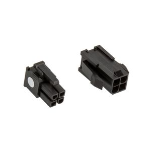 CableMod Connector Pack - 4-Pin ATX12V - schwarz (CM-CON-4ATX-R)