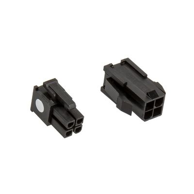 Connector Pack - 4-Pin ATX12V - schwarz
