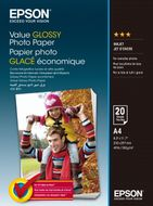 EPSON Paper/ Value Glossy Photo A4 20sh (C13S400035)