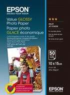 Paper/ Value Glossy Photo 10x15cm 50sh