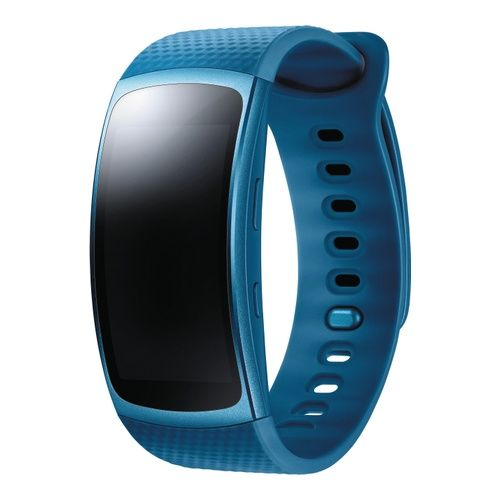 SAMSUNG Gear Fit 2 Blue R3600 (SM-R3600ZBANEE)