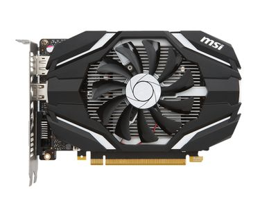 MSI GeForce GTX 1050 2G OC (GTX 1050 2G OC)