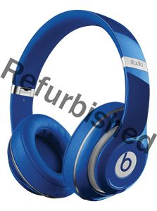 BEATS REFURBISHED by Dr. Dre Studio 2.0 blue (6405-00178-rfb)