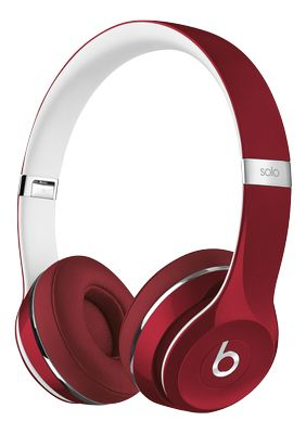 by Dr. Dre Solo2 red