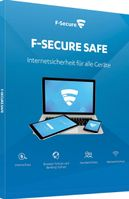 F-SECURE SAFE 1year 1 Device Fullpack/ Full License (FCFXBR1N001NC)