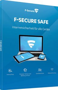 F-SECURE SAFE 1year 5 Devices Fullpack/ Full License (FCFXBR1N005NC)