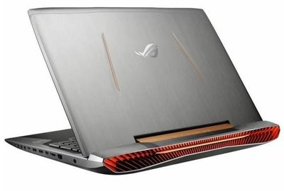 "ROG G752VS 17.3"" FHD matt 120 Hz GSYNC, GeForce GTX1070, Core i7-6700HQ, 16GB RAM,256GB PCIe SSD,1TB HDD, DVD±RW, W10H"