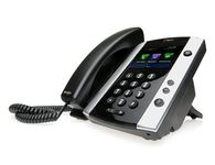 POLYCOM VVX501 BUSINESS MEDIA PHONE HD VOICE 12-LINE POE W/O PWR SUPL   IN PERP (2200-48500-025)