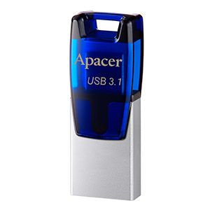 APACER USB 3.1  Mobile Flash Drive (AP64GAH179U-1)