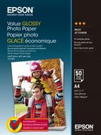 EPSON Paper/ Value Glossy Photo A4 50sh (C13S400036)