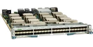 Nexus 7000 F2-Series 48 Port 1/10G SFP+