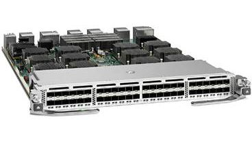 Nexus 7700 F2-Series 48 Port 1/10GbE SFP