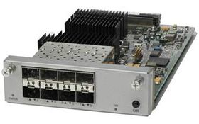 CATALYST 4500X 8 PORT 10G NETWORK MODULE                   IN CPNT