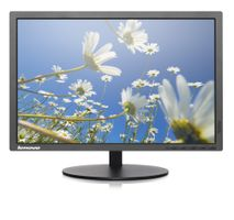 "ThinkVision T2054p - LED-skärm - 19.5"" - 1440 x 900 - IPS - 250 cd/m2 - 1000:1 - 7 ms - HDMI, VGA, DisplayPort - korpsvart"
