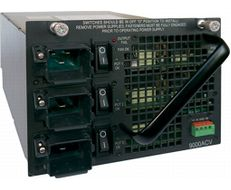 CISCO CATALYST 4500E 9000W AC TRIPLE INPUT POWER SUPPLY (DATA + PO    IN ACCS (PWR-C45-9000ACV=)