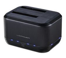 Dockingstation USB 3.0 6, 3cm/ 8, 9cm SATA/SSD retail