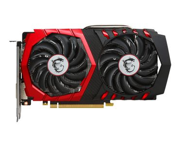 MSI GTX1050 TI Gaming 4G       4096MB, PCI-E, DVI, HDMI, DP (V335-012R)