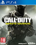 ACTIVISION Call of Duty_ Infinite Warfare - PS4 (87855SC)