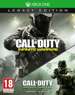 ACTIVISION Call of Duty_ Infinite Warfare (Legacy Edition) - XB1 (87863SC)