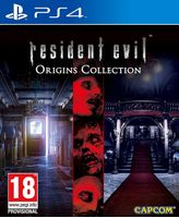 Resident Evil Origins Collection Playstation 4 / PS4