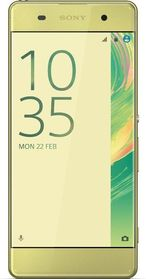 Xperia XA, Lime Gold Android, F3111