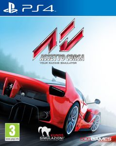 505 GAMES Assetto CorsaPlayStation 4 / PS4 (8023171037233)