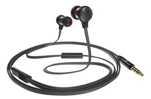 Cooler Master MasterPulse In-Ear Headset 3.5mm minijack, brusreducerande,  fjärrkontroll,  mik, bass fx, in-ear headset (SGH-2091-KKTI1)