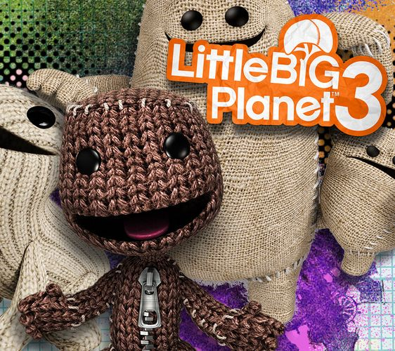 SONY Little Big Planet 3 PlayStation 3 (1035853)
