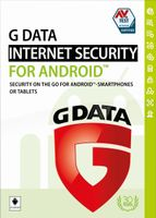G Data InternetSec. for Android 1 Lizenz 1Jahr ESD
