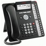 AVAYA IP PHONE 1616-I BLK ICON IN PERP (700504843)