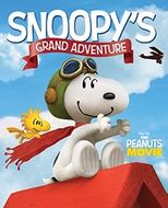Snoopy_s Grand Adventure - 3DS