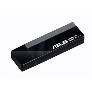 ASUS Wireless USB 2.0 card 802.11n, 300Mbps (90-IG13002E02-0PA0)