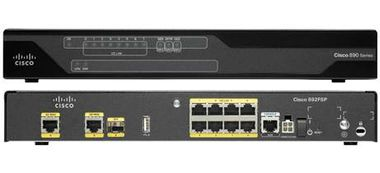 892F 2 GE/SFP HIgh Performance Security Router