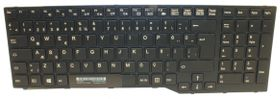KEYBOARD TURKEY BLACK S26391F2111B250                  IN BTOP