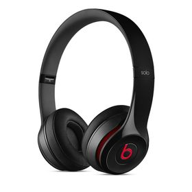 Beats Solo2 On-Ear Headphones Black