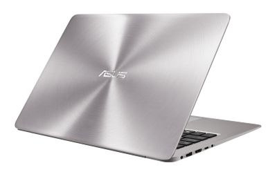 "ZenBook UX410UQ 14"" Full HD GeForce 940MX, Core i7-7500U, 8GB RAM, 512GB SSD, Windows 10 Home"